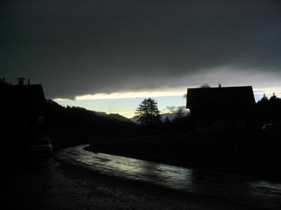 Das Gewitter