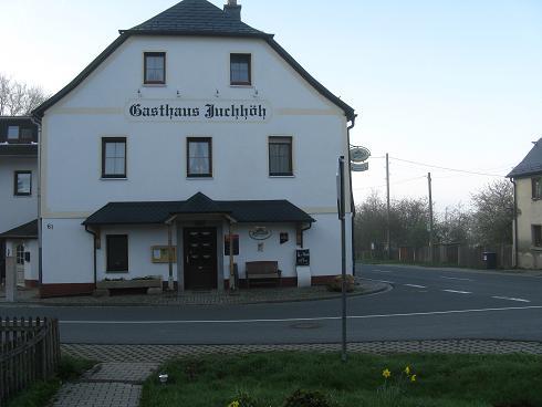 Das Gasthaus Juchhöh