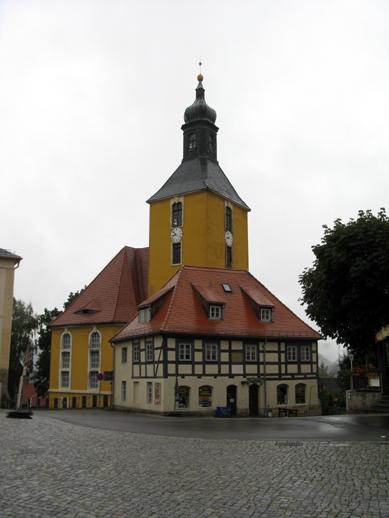 Auf der Burg Hohenstein